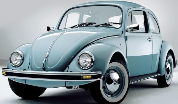 Los 13 coches más terroríficos para concudir VW beetle