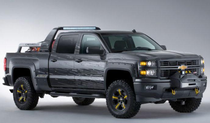 Chevrolet Black Ops