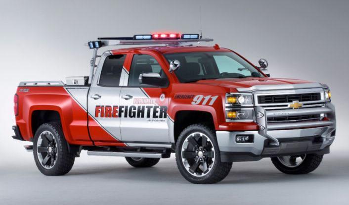 Chevrolet Volunteer Firefighters