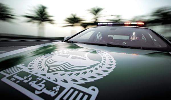 BMW 6 en Dubai es el coche de representación