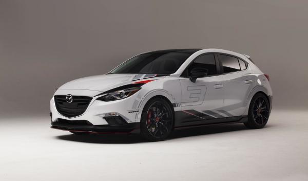 El Mazda Club Sport 3 lleva un diferencial Wavetrac