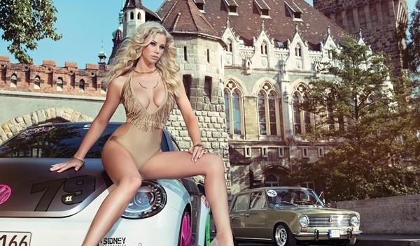 Calendario Miss Tuning 2014 septiembre