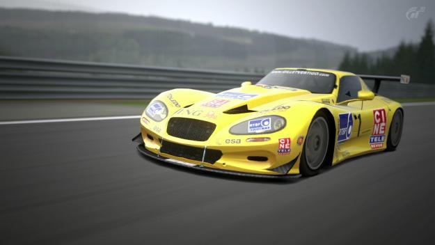 Gillet Vertigo Gran Turismo 6
