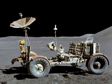 Lunar Rover LV001 Gran Turismo 6
