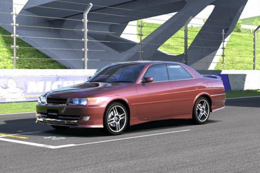 Toms X540 chaser '00 Gran Turismo 6