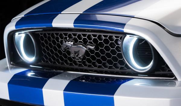"""Ford exhibirá el Mustang de """"Need for Speed"""" en Miami."""
