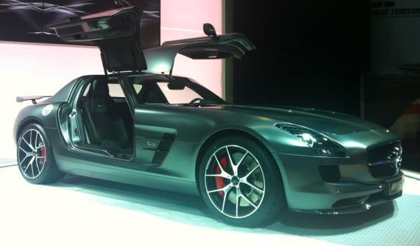 Mercedes SLS AMG LA