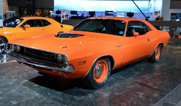 Dodge Challenger 100 aniversario