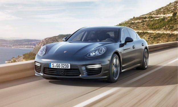 Porsche Panamera Turbo S 2013