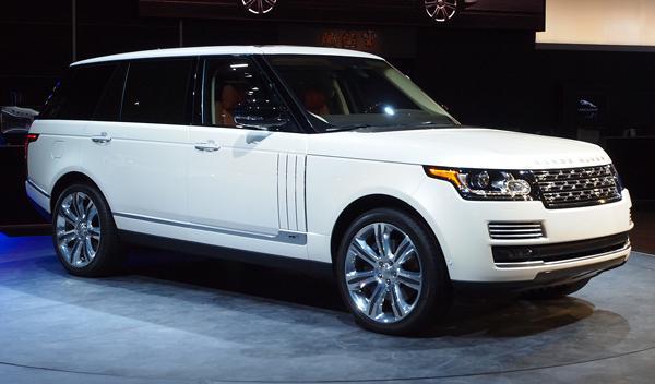 Range Rover de batalla larga