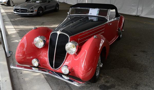 1937 Delahaye 135 M