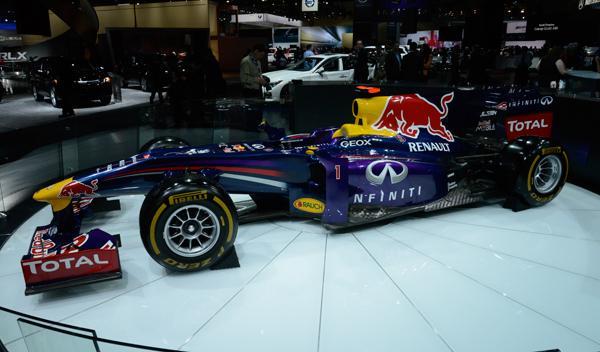 RB9 Red Bull Salón de Los Angeles