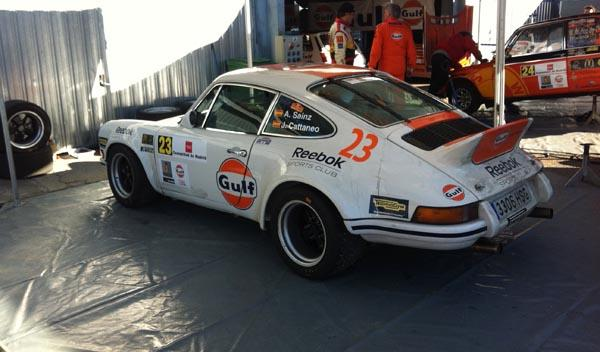 Rally-Race-Madrid-2013-Porsche-911-Antonio-Sainz