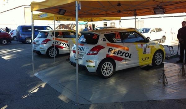 Rally-Race-Madrid-2013-Suzuki-Swift