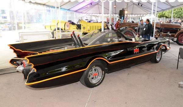 El Batmóvil no pasaría hoy ningún 'crash test' de peatones