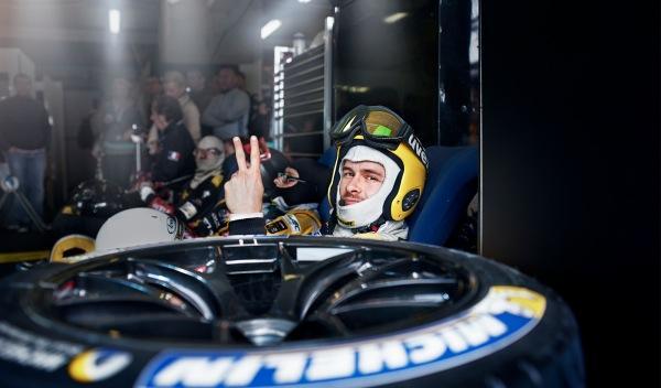 Michelin en Le Mans
