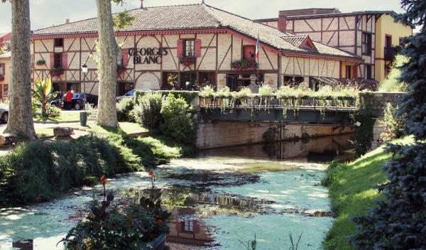Georges Blanc restaurante