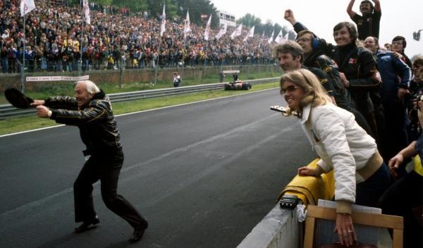 Mario Andretti venció el GP de Holanda de 1978