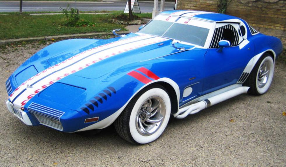 Corvette tuning