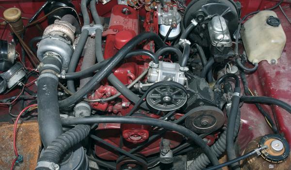 Motor barreiros c24 turbo diesel