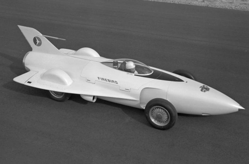 GM Firebird I (1954)