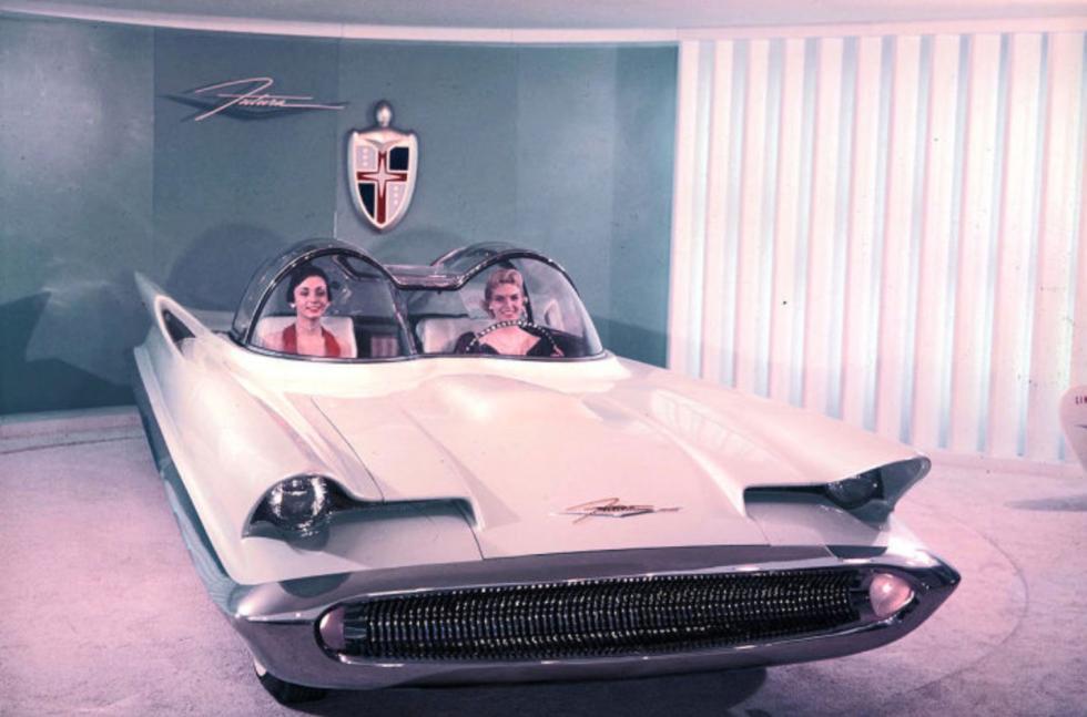 Ford Lincoln Futura