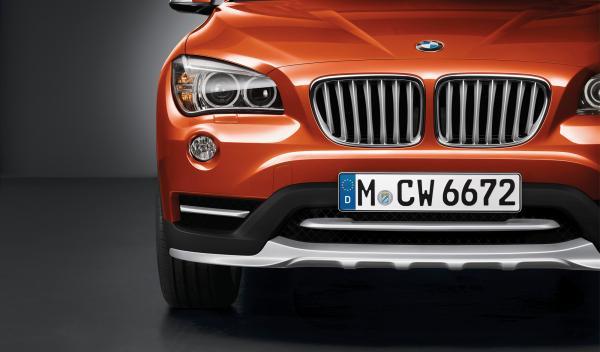 BMW X1 Salon de Detroit