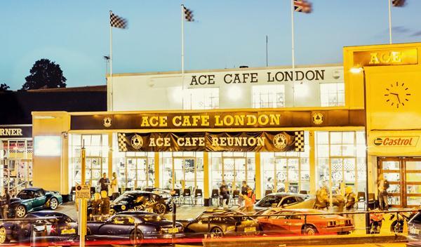 The Ace Cafe