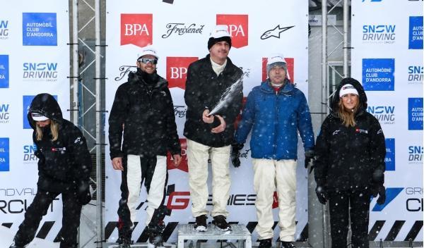 podio 2rm GSeries BPA