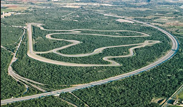 Circuito de Nardo