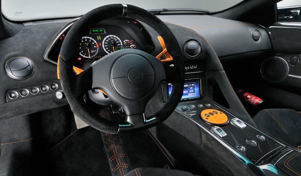 Fotos: Lamborghini presenta una edición limitada del Murcié