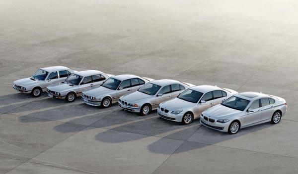 Fotos: BMW renueva por completo el Serie 5