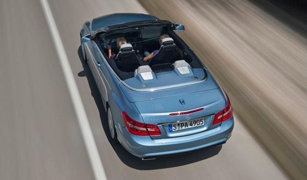 Fotos: El nuevo Mercedes Clase E, ahora también cabrio