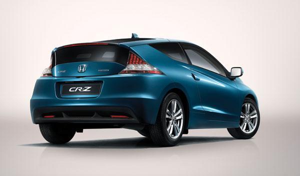 Fotos: Honda CR-Z, el primer deportivo híbrido
