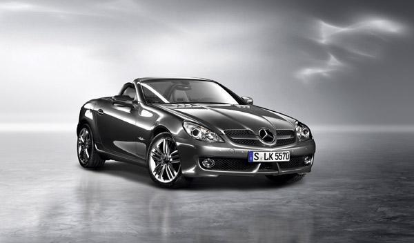 Fotos: Versiones especiales para el Mercedes SL y SLK
