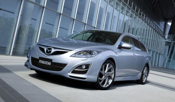 Fotos: El Mazda6 estrena versión