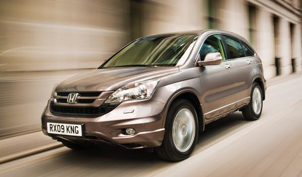 Fotos: Honda renueva su CR-V