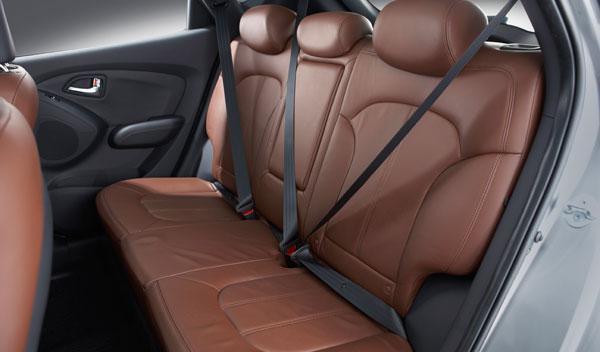 El nuevo SUV gana espacio para las piernas y cabeza