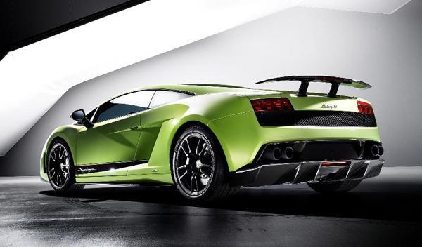 Fotos: El nuevo Lamborghini Gallardo llega listo para los c
