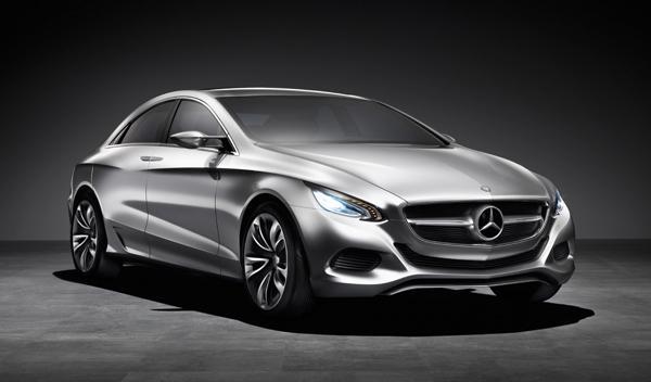 Fotos: Lujo híbrido: llega el concept car Mercedes F 800 St