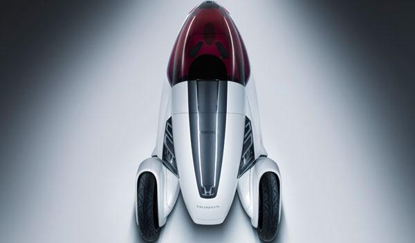 Fotos: HONDA 3R-C: el utilitario del futuro