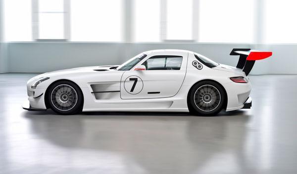 Fotos: Mercedes SLS AMG GT3: un Alas de Gaviota de competic