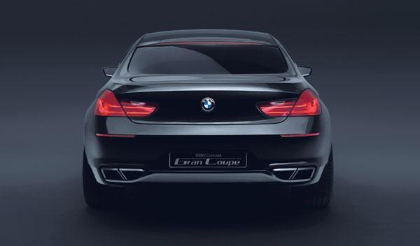 Fotos: BMW presenta el Concept Gran Coupé