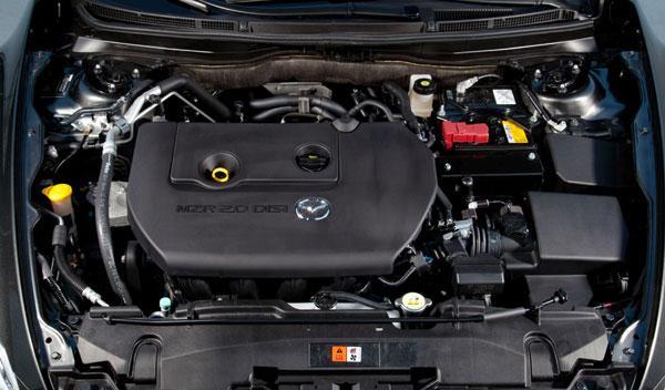 Fotos: El renovado Mazda6 disponible a partir de 22.950 eur