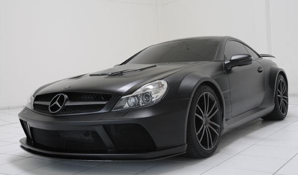Fotos: Un Mercedes SL Black Series con 800 CV