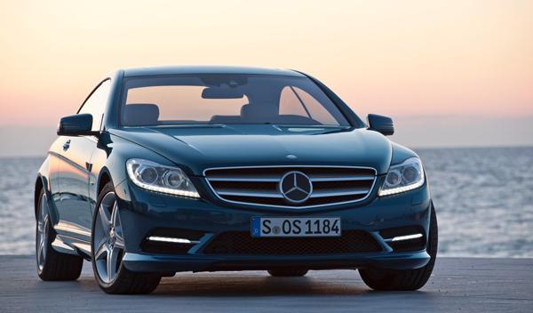 Fotos: Mercedes CL: tradición con más de 400 CV