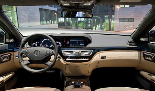 Fotos: Mercedes S 63 AMG: potencia pura