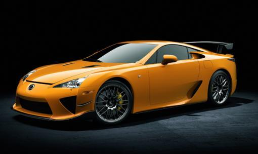 Fotos: El Lexus LFA bate el récord de Goodwood