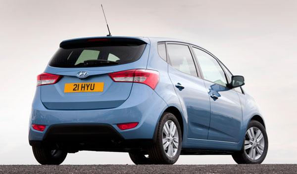 Fotos: Hyundai muestra las primeras imágenes del nuevo ix20