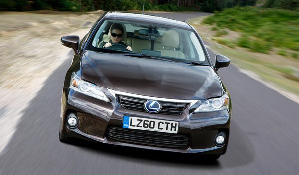 Fotos: El Lexus CT200h ya tiene precio para España: 28.850